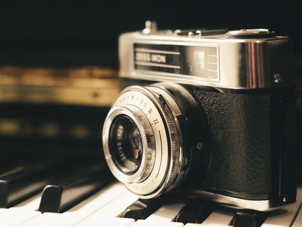 دوربین های عکاسی قدیمی مجله ریوار