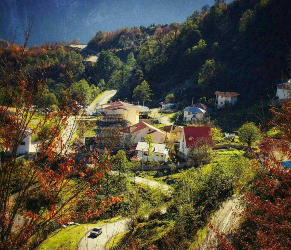 روستای لیما کده رامسر
